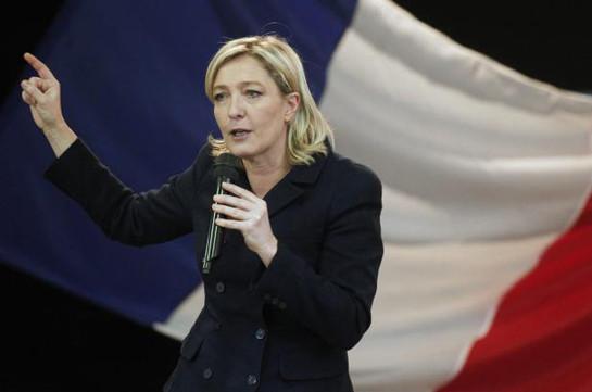 Опрос: Ле Пен теряет шансы на победу в выборах президента Франции