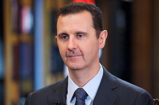 Асад подтвердил готовность к переговорам в Астане по урегулированию в Сирии