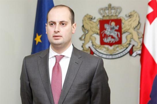 Глава МИД Грузии посетит Турцию