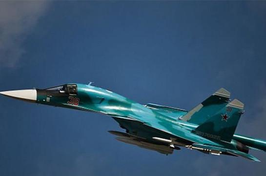 Ամերիկացի օդաչուները մեղադրել են ռուսներին Սիրիայի երկնքում իրենց օդանավերին չափազանց մոտենալու համար
