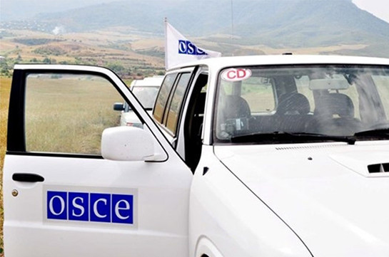 ԵԱՀԿ-ն դիտարկում կանցկացնի ԼՂՀ Մարտունու շրջանի ուղղությամբ