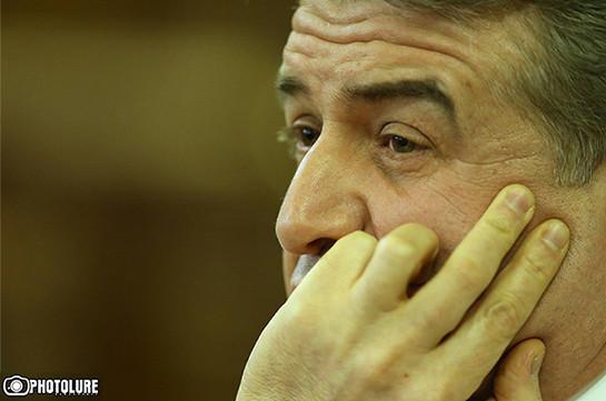 Премьер Армении окарабахском урегулировании: Небудет принято решения против воли народа