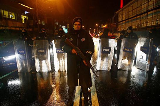 Напавший вновогоднюю ночь наночной клуб вСтамбуле схвачен