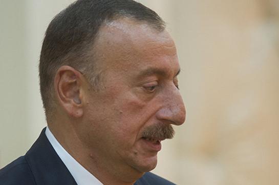 Для Ильхама Алиева настало время собирать камни
