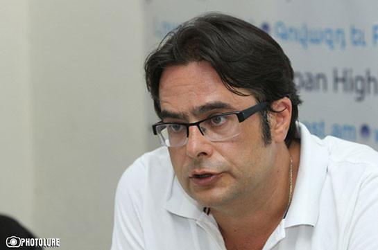 Андриас Гукасян будет баллотироваться в парламент Армении