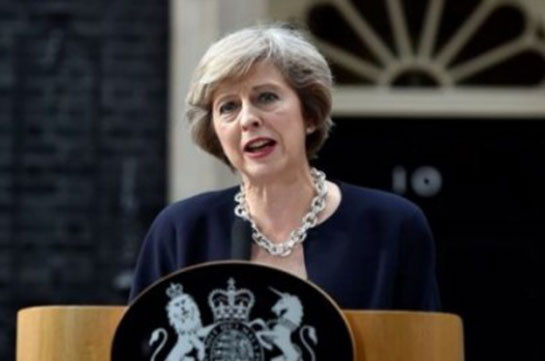 Президент Турции принял премьера Англии
