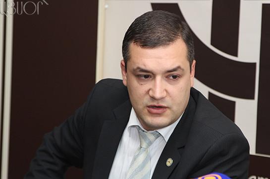 Испытываю к руководителю партии «Процветающая Армения» лишь уважение - Тигран Уриханян