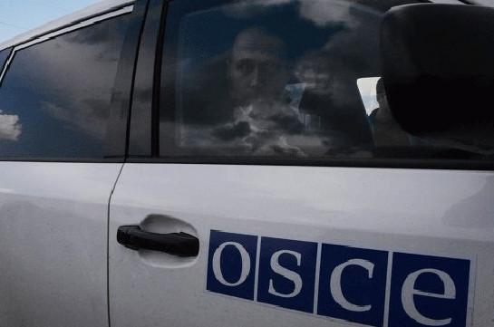 ОБСЕ проведет очередной мониторинг вКарабахе