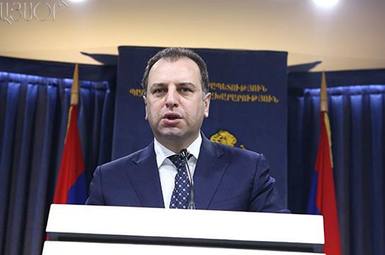 Армянские ВС не позволят азербайджанской стороне осуществлять провокации на границе – Виген Саркисян