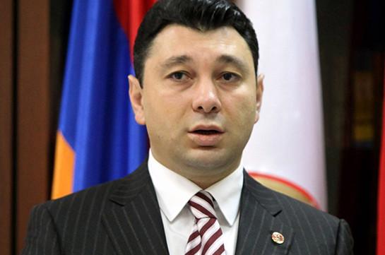В списке РПА нет Мгера Седракяна и Сурена Хачатряна – Эдуард Шармазанов