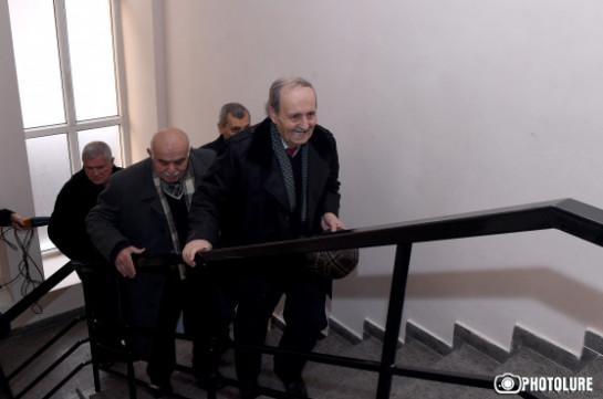 Партия «Армянское возрождение» обнародовала пропорциональный список