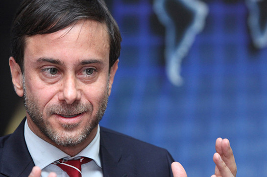 Бузетто: Применение спецоборудования позволит провести в Армении честные выборы