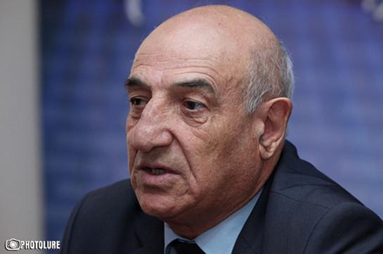 Тачат Саркисян рассказал, почему Компартия Армении не прошла в парламент по итогам прошлых выборов