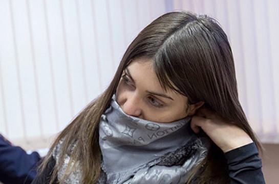 Մառա Բաղդասարյանին տուգանվել է ևս 11 հազար ռուբլիով