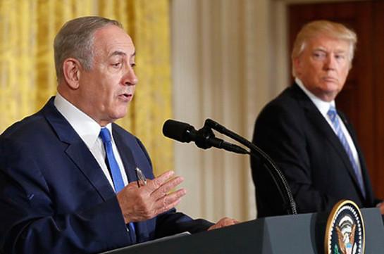 Нетаньяху пригласил Трампа в Израиль