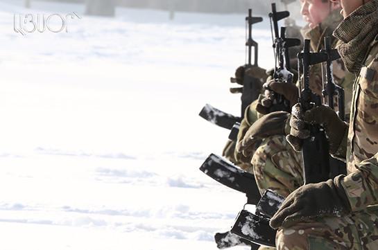 ВСАзербайджана произвели неменее 830 выстрелов внаправлении армянских позиций НКР