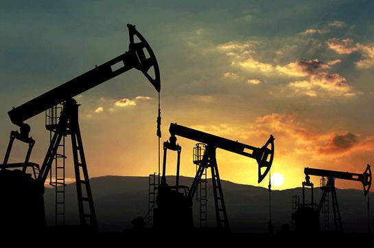 Цена барреля нефти Brent упала ниже $53