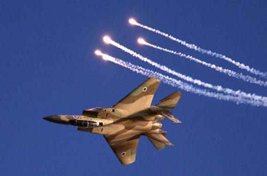 ВВС Израиля уничтожили объекты ХАМАС в секторе Газа в ответ на ракетный обстрел