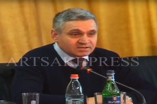ՌԴ-ն որոշեց, որ կարող է խախտել 20 տարուց ավել կողմերի միջև ստեղծված հավասարակշռությունը և սկսեց Ադրբեջանին զենք վաճառել. Հրաչյա Արզումանյան