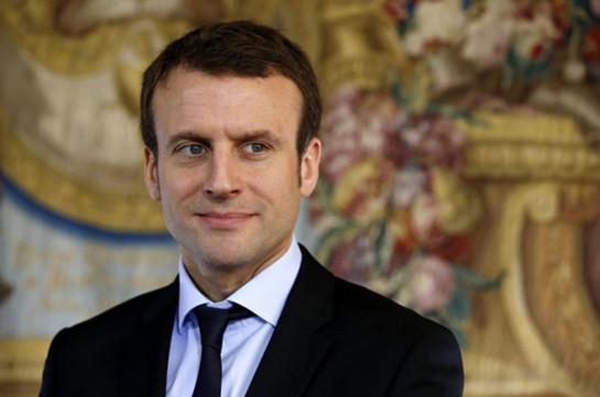Մակրոնը Սիրիայի իրադարձությունները Ֆրանսիայի և Եվրոպայի պարտությունն է անվանել