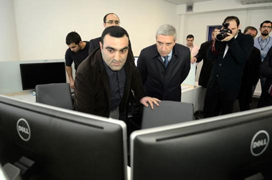 Վահան Մարտիրոսյանին է ներկայացվել տրանսպորտային համակարգի զարգացման տեսլականը