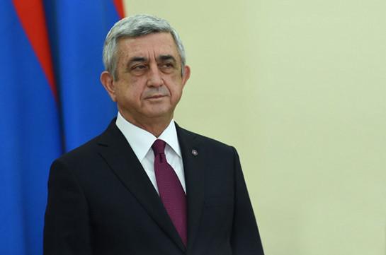 Армяно-эмиратский инвестфорум будет стимулом для развития отношений 2-х стран— Саргсян