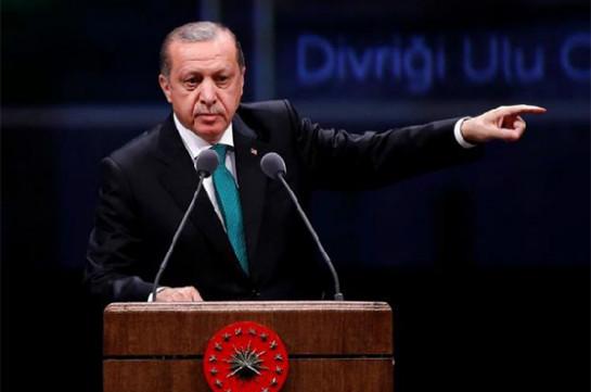Израиль осудил заявления Эрдогана о нацизме
