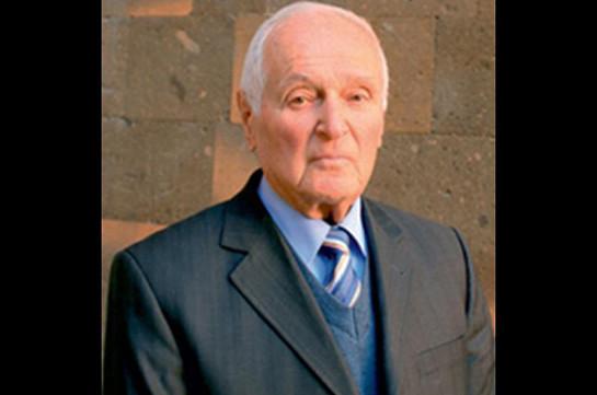 Կյանքից հեռացել է ՀՀ ԳԱԱ ակադեմիկոս Վլադիմիր Բարխուդարյանը