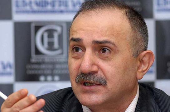 Арестован экс-министр обороны Нагорного Карабаха законтрабанду оружия
