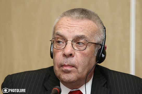 Ричард Хогланд: В ближайшем будущем главы МИД Армении и Азербайджана смогут встретиться в Москве или где-то еще