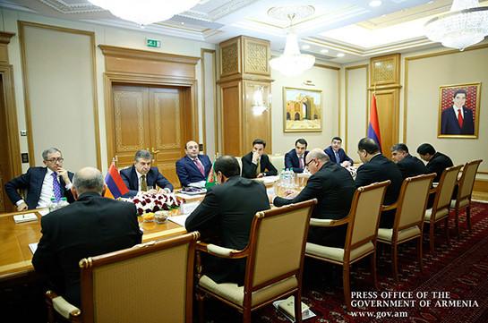 Туркменистан заинтересован вреализации сАрменией взаимовыгодных проектов: Бердымухамедов