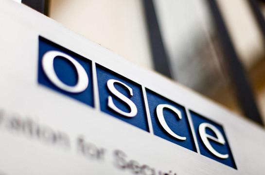 Сопредседатели МГ ОБСЕ призывают стороны проявить максимальную сдержанность