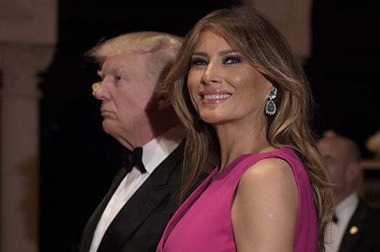 Более 500 тысяч американцев требуют от жены Трампа переехать в Вашингтон