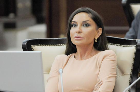 Торг продолжается. Азербайджанская «ферзиха» не устояла перед соблазном покрасоваться в качестве воинствующей амазонки