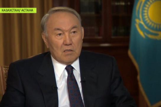 Назарбаев: За вступление в ИГ в Казахстане будут лишать гражданства