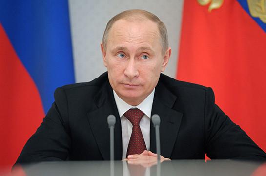 Путин: Сотрудничество стран ЕАЭС вполне успешное, Армения увеличила объем экспорта сельхозпродукции в Россию