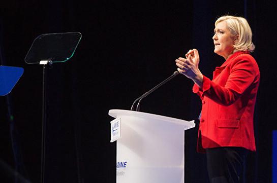 Марин ЛеПен хочет  ужесточить меры пообеспечению безопасности жителей  собственной  стран