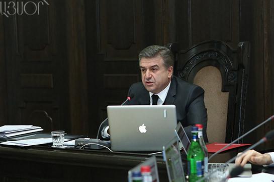 Վարչապետը հանձնարարեց ներկայացնել միասնական ուղևորացանցի ստեղծման տեխնիկական առաջադրանք