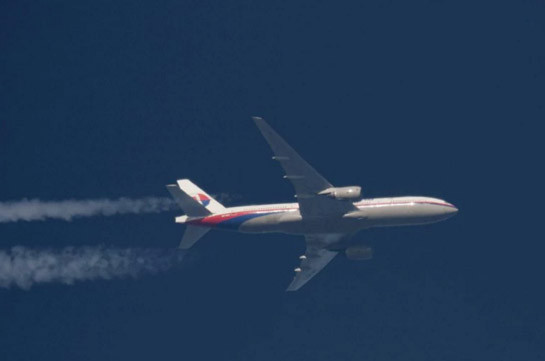 Malaysia Airlines-ի օդանավերն ամեն րոպե ազդանշան կտան գտնվելու վայրի մասին