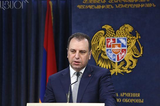 Կարծում եմ, իմ կուսակցությունն ինձ թույլ կտա մնալ պաշտպանության նախարար. Վիգեն Սարգսյան