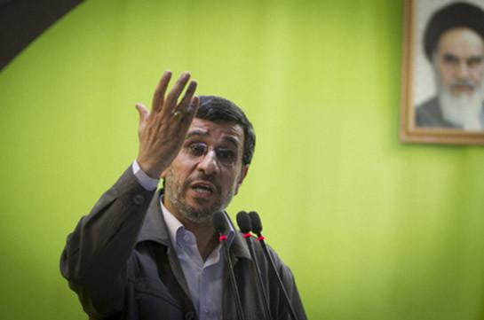 Махмуд Ахмадинежад недопущен кпрезидентским выборам вИране