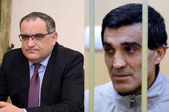 Грачья Арутюнян будет экстрадирован из России в Армению