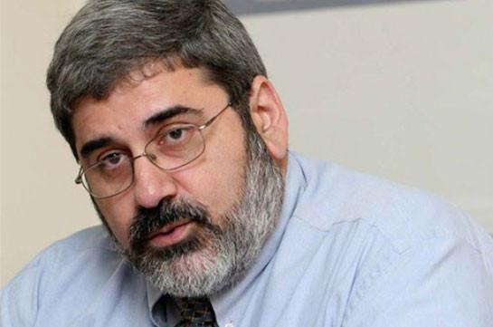 Киро Маноян: США не берут на себя обязательств по восстановлению справедливости в армяно-турецких отношениях