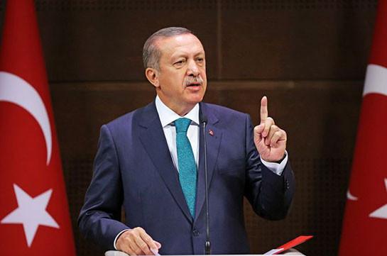 Эрдоган: Турция не признает решение ПАСЕ