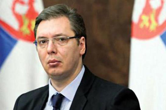 Սերբիայի վարչապետը կառավարության արտահերթ նիստ է հրավիրել