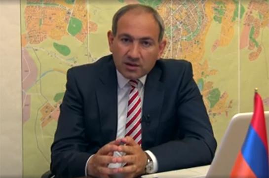 Никол Пашинян: Мэр Еревана полностью провалил задачи гражданской обороны