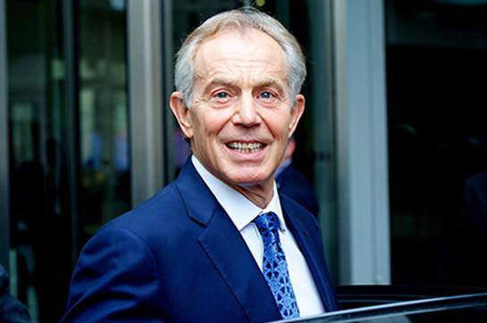 Явозвращаюсь вполитику— Тони Блэр