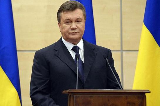Официальному Киеву непонравилось действие Интерпола вотношении экс-президента Януковича