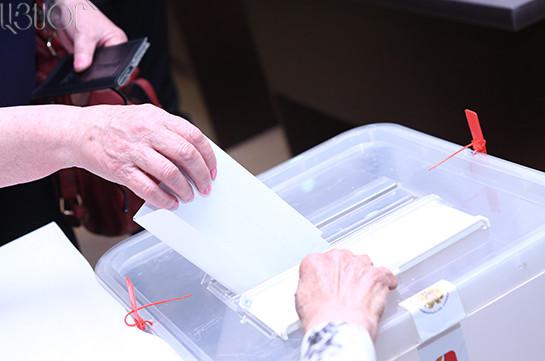 Выборы главы города Еревана: попредварительным результатам лидирует кандидат отвласти