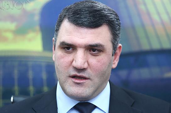 Геворк Костанян: Даже если в Республиканской партии Армении останется только один человек, я буду вторым